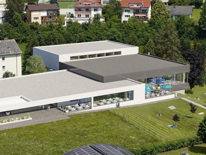 Regionalbad Rohrbach - und so soll es aussehen ...