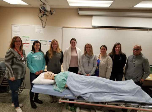 Foundation Supports Emergency Room Training for RNs