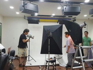 NCS 학습모듈 교재 사진 작업