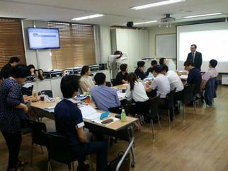NCS 학습모듈 2차 발표 및 회의