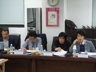 이용·미용·메이크업 NCS 개발을 위한  교육·자격·개발진행자 회의
