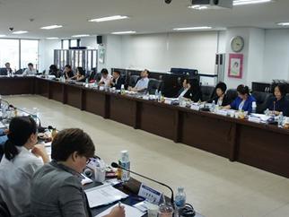 2014년도 국가직무능력표준(NCS)  이‧미용분야 중간보고회