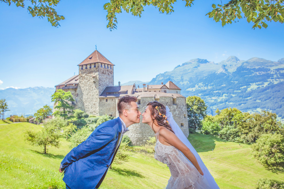Liechtenstein Pre-Wedding Photography
