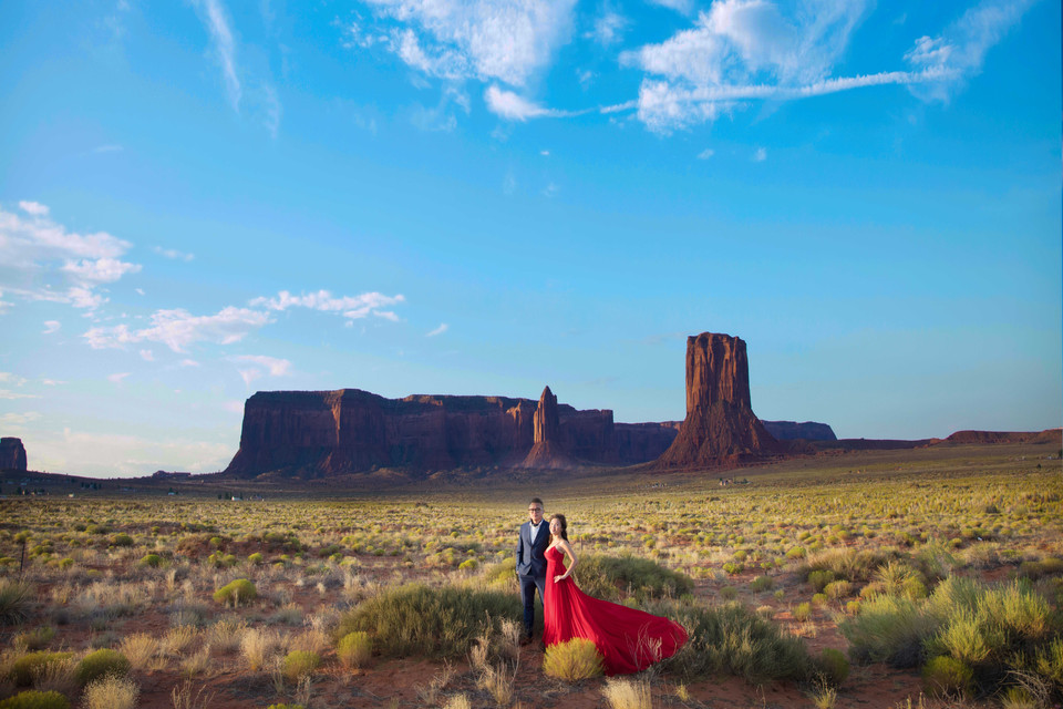 Arizona Pre-Wedding Photography
