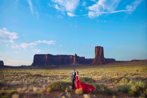 Arizona Pre-Wedding Photography