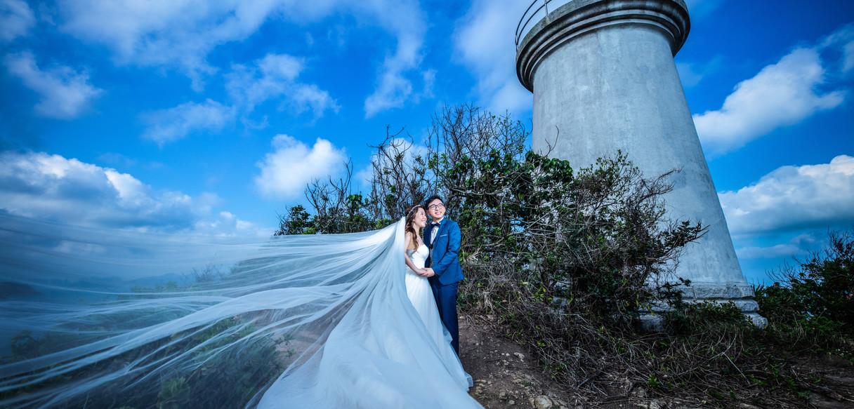 W & J HONG KONG PRE-WEEDING PHOTOGRAPHY