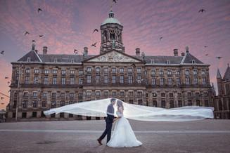 Amsterdam Pre-Wedding Photography