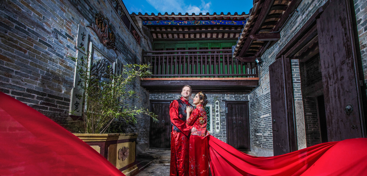 G & A HONG KONG PRE-WEEDING PHOTOGRAPHY
