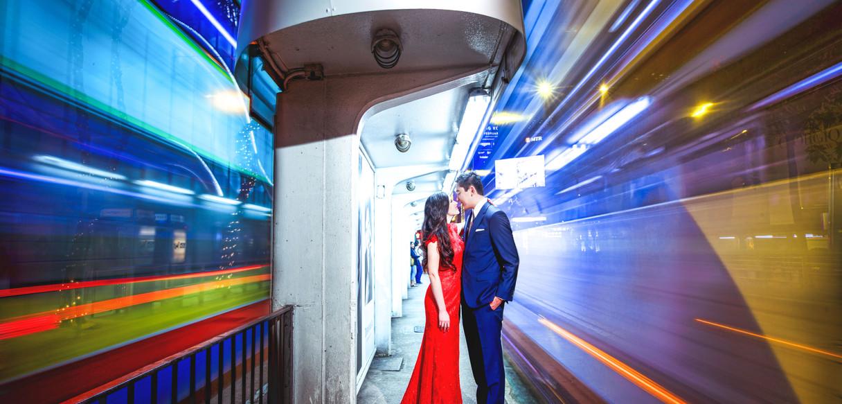 S & A HONG KONG PRE-WEDDING PHOTOGRAPHY