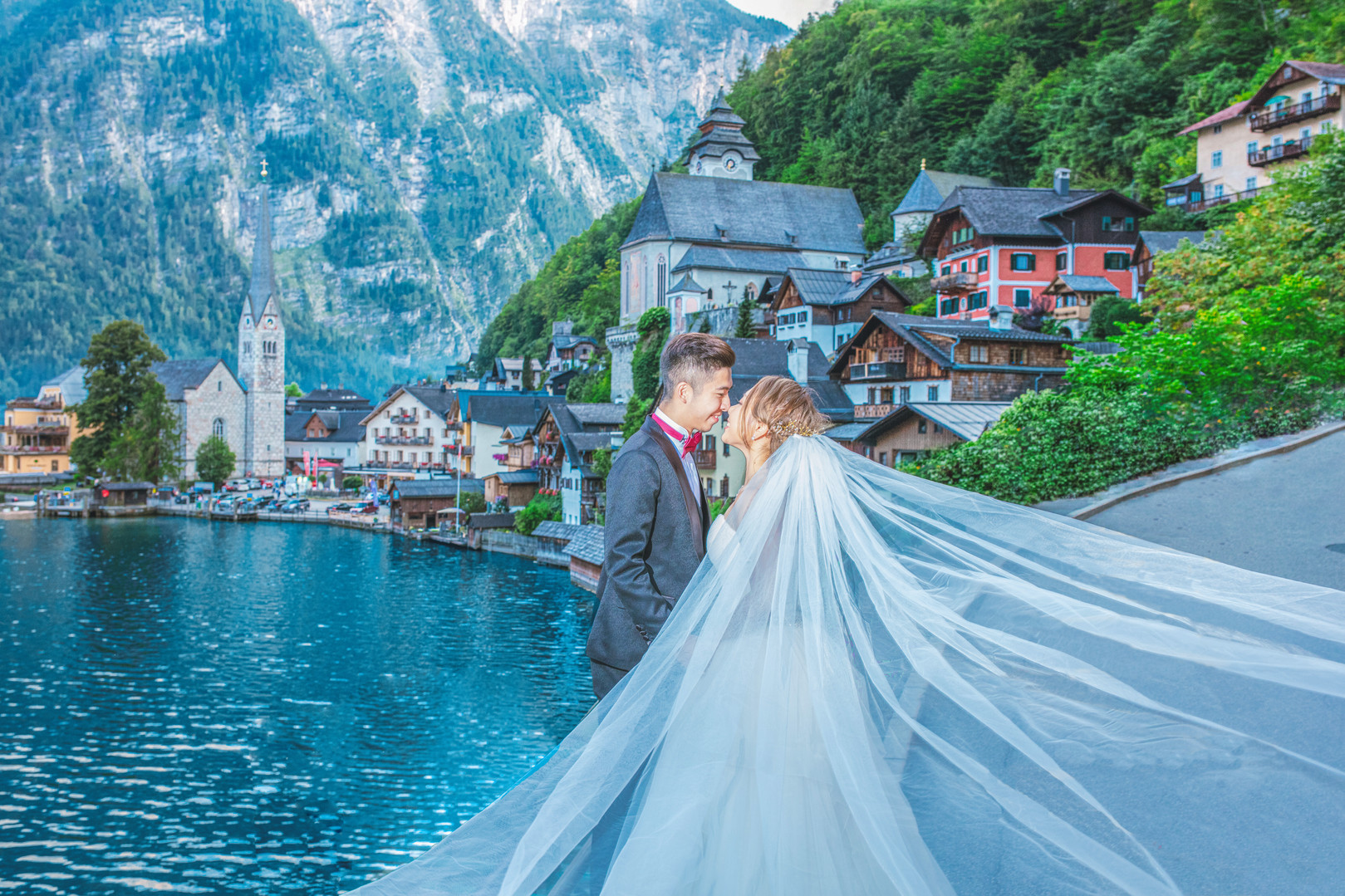 Hallstatt Pre-Wedding Photography