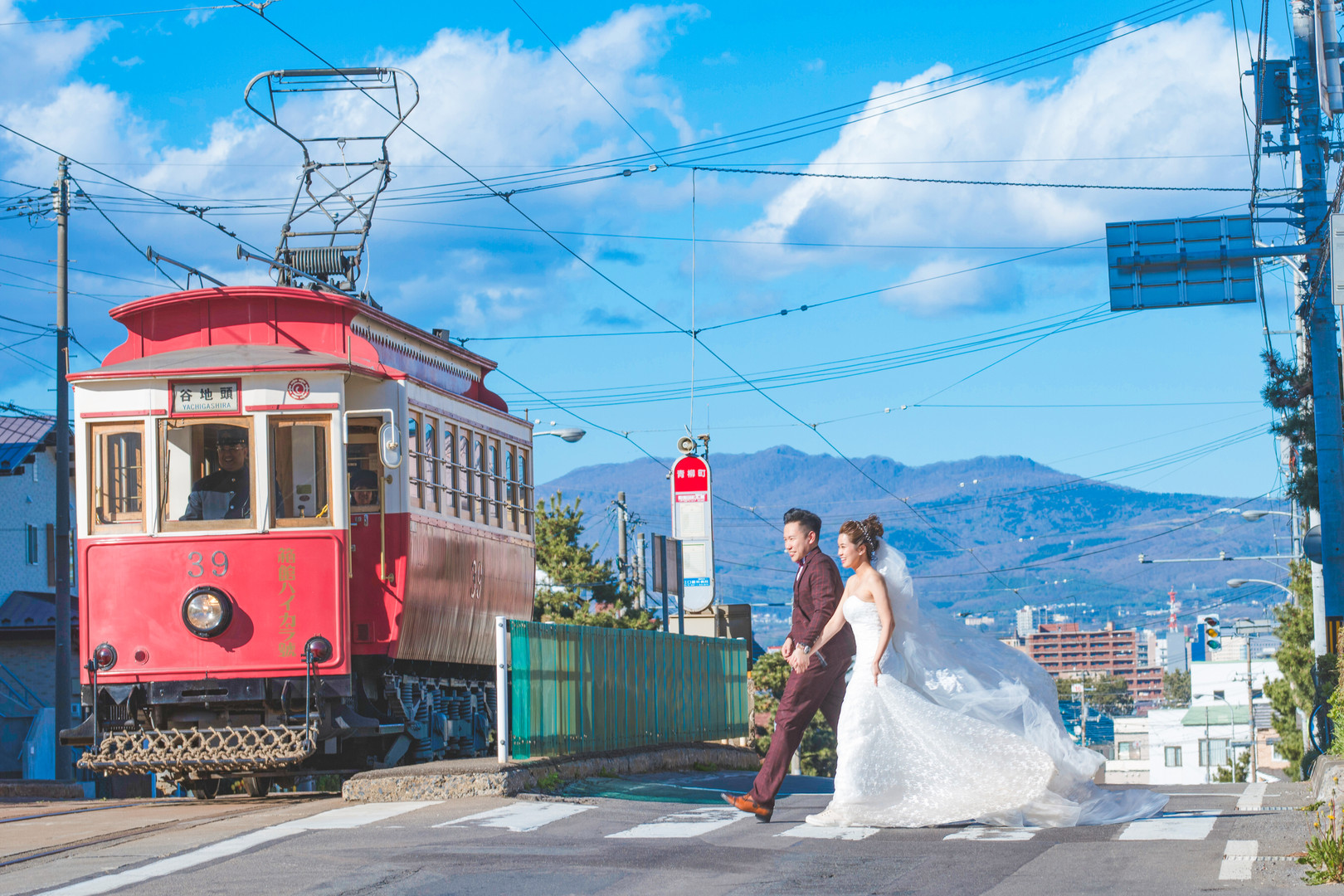 J & O | Hokkaido Pre-Wedding