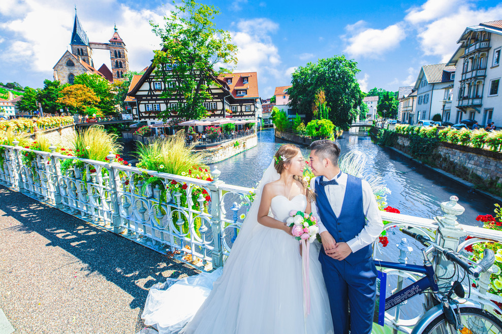 Germany Pre-Wedding Photography
