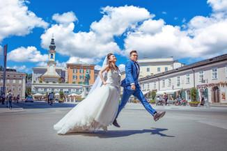 Salzburg Pre-Wedding Photography