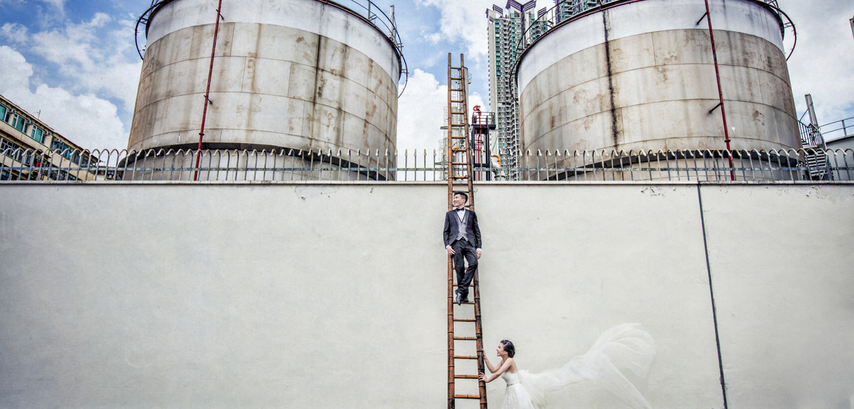S & K HONG KONG PRE-WEDDING PHOTOGRAPHY