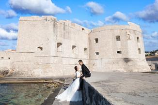 Croatia Pre-Wedding Photography
