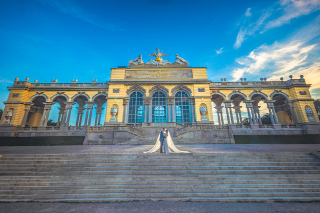 Vienna Pre-Wedding Photography