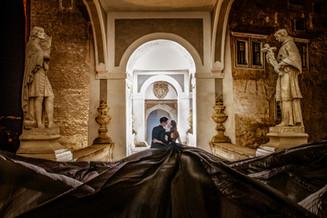 Český Krumlov Pre-Wedding Photography