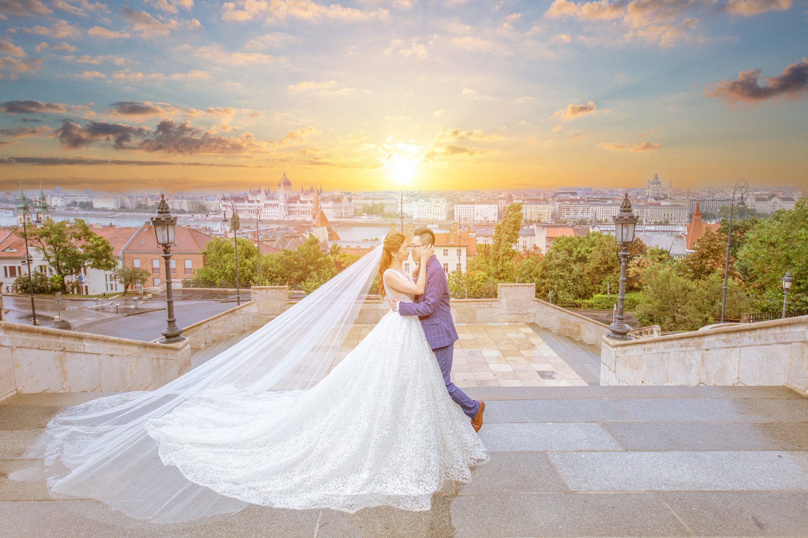 Budapest Pre-Wedding Photography