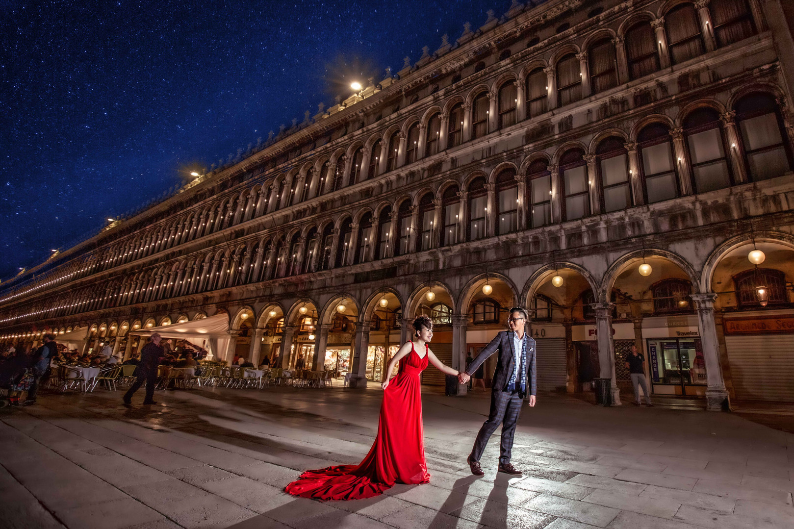 Italy Pre-Wedding Photography