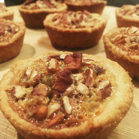 Pecan Pie Tartlets