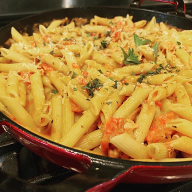 Italian Dinner in 1 Hour