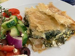 Spring Greek Feast