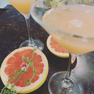 Spring Thyme Cocktail