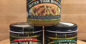 Stock, Broth or Bouillon