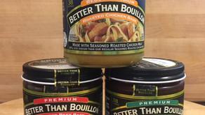 Stock, Broth or Bouillon
