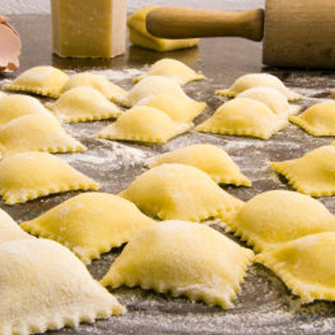 Homemade Ravioli
