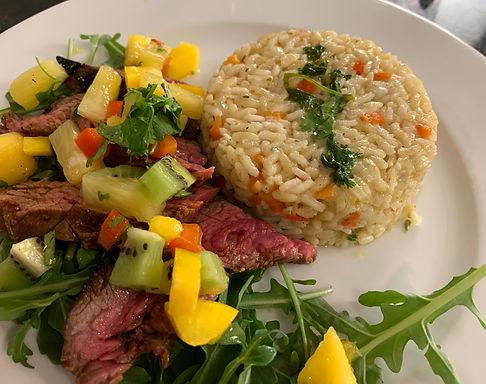 Summer Steak Dinner