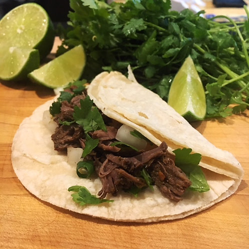 Mexican Street Tacos - Wednesday - 3.10.21 - 4 - 5:30pm EST