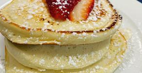Strawberry Pancakes