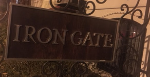 Iron Gate Restaurant Review