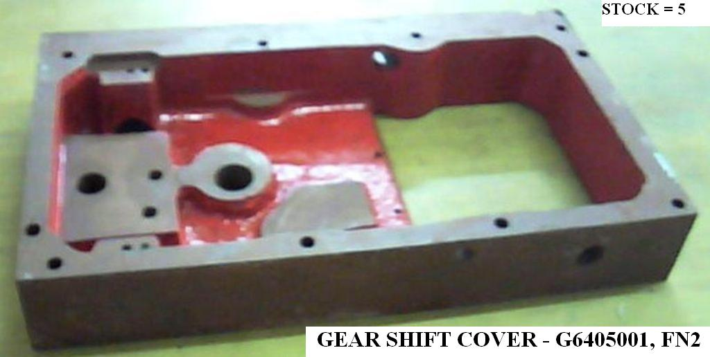 G6405001- GEAR SHAFT COVER