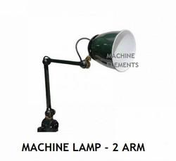 MACHINE LAMP - 2 ARM