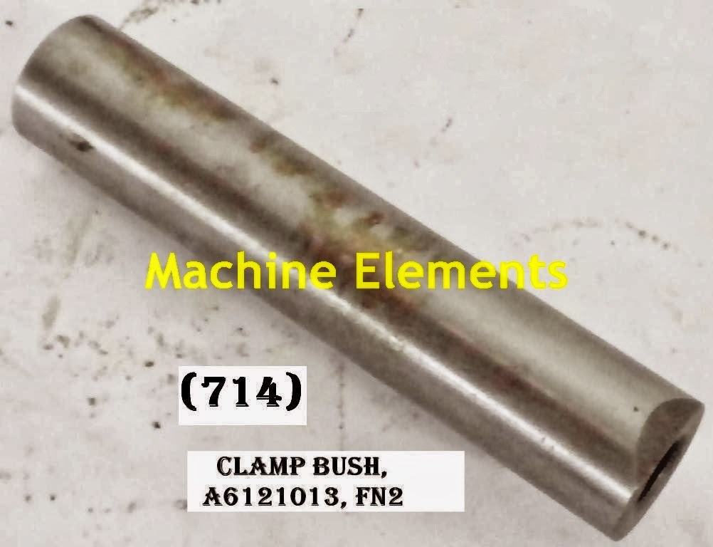 A6121013- CLAMP BUSH