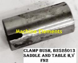 B2528013- CLAMP BUSH - SADDLE TABLE H V.