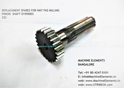 D1959003- Z23 PINION  SHAFT