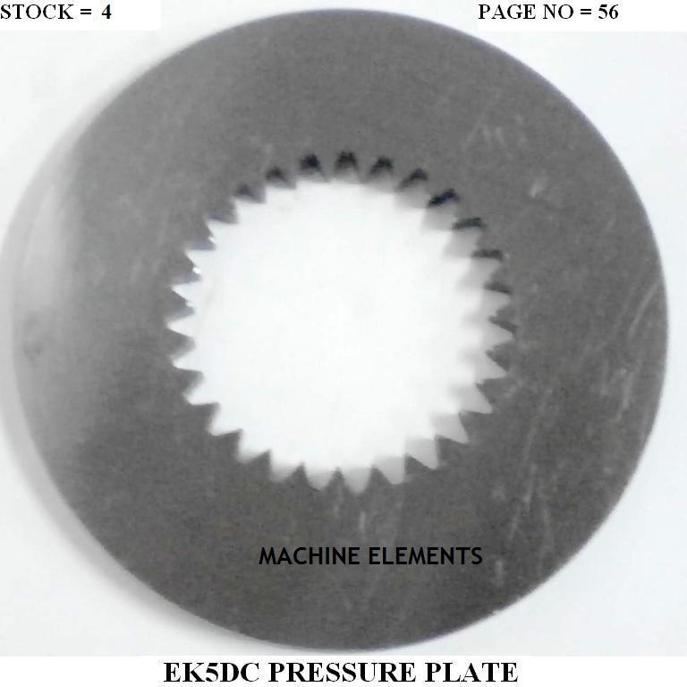 PRESSURE PLATE - EK5DC