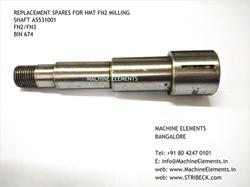 SHAFT A5531001