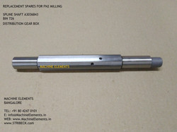 A3036843 SPLINE SHAFT