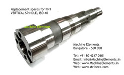 VERTICAL SPINDLE, ISO 40