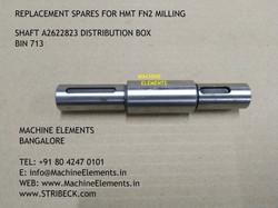 SHAFT A2622823 DISTRIBUTION BOX