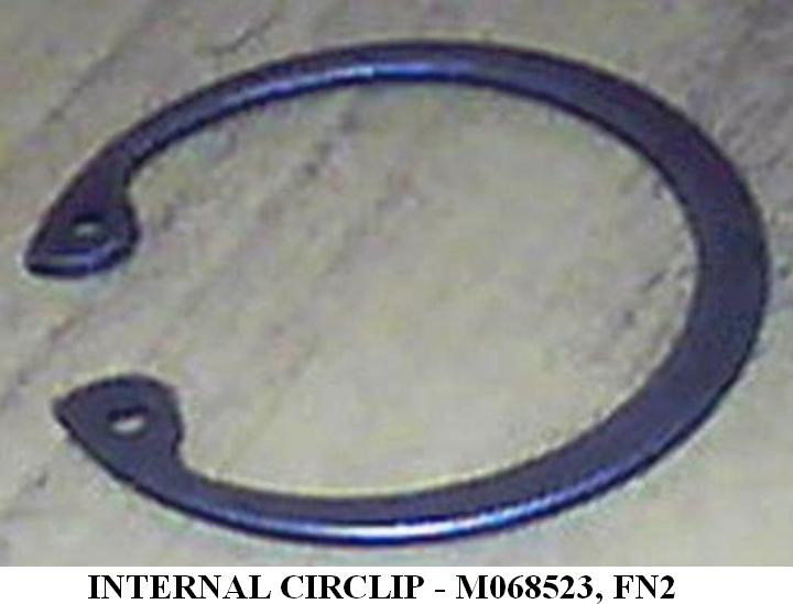 M068523- INTERNAL CIRCLIP