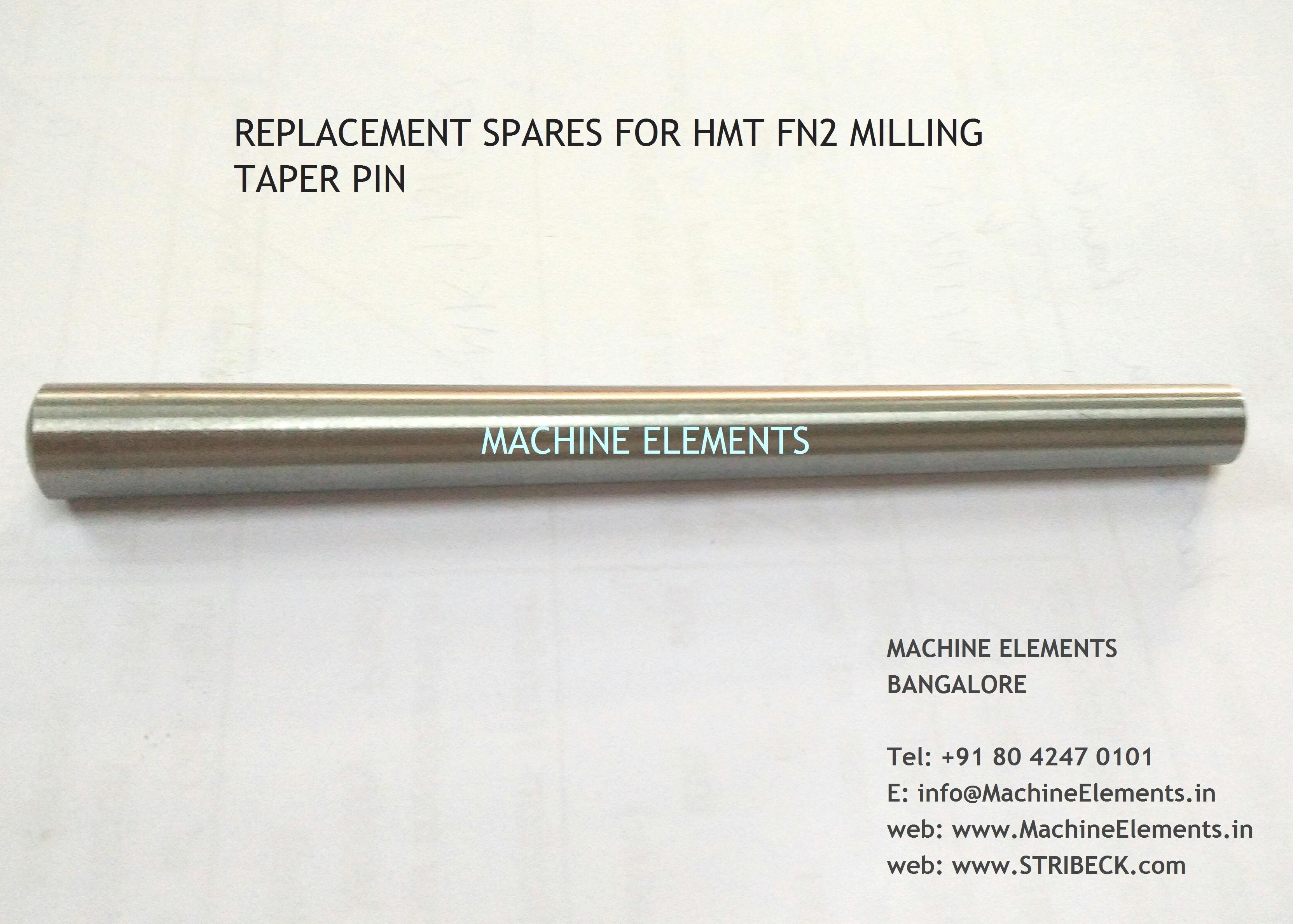 TAPER PIN