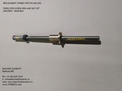 A9637893 FN2 CROSS FEED SCREW