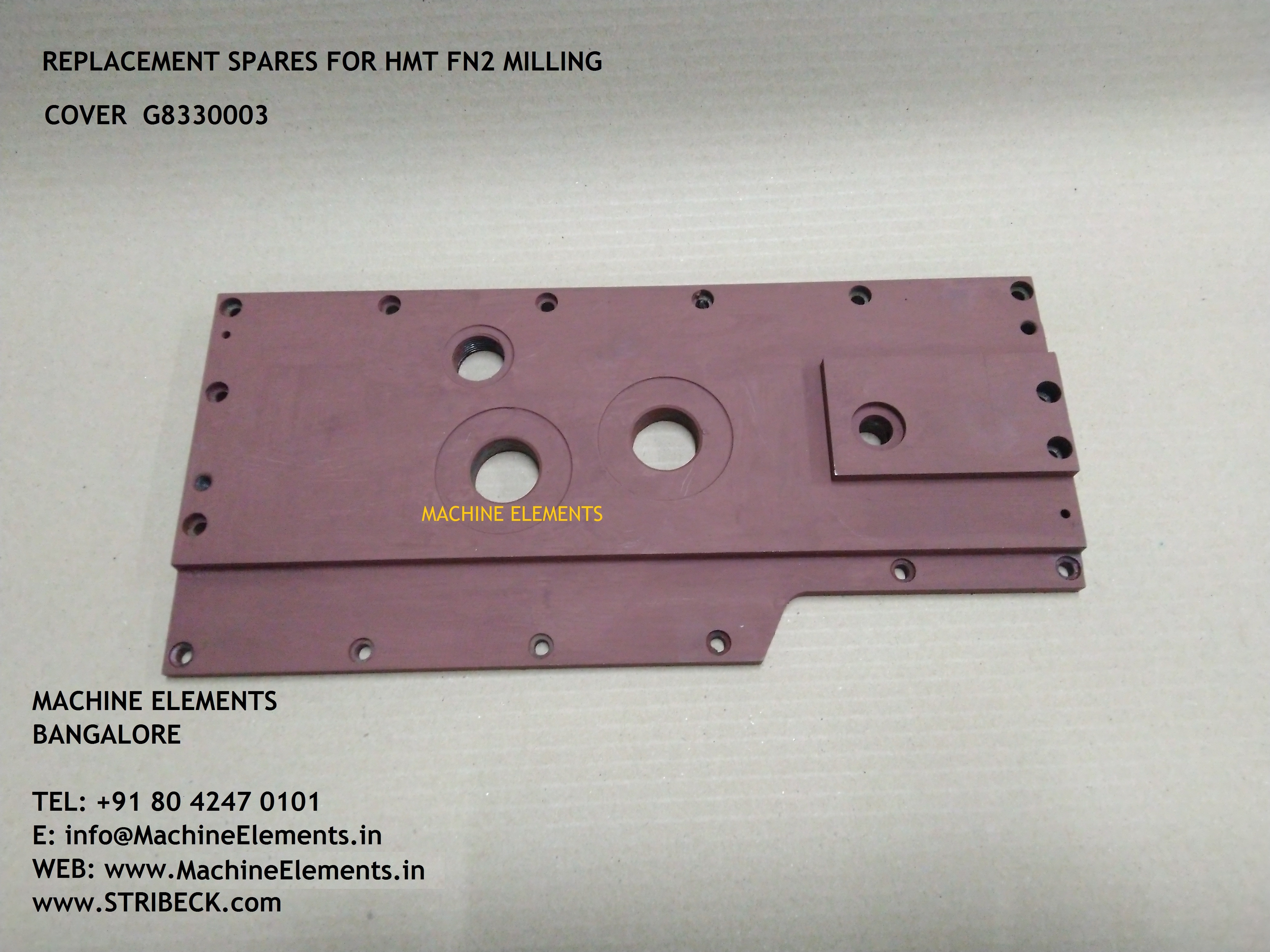 COVER G8330003