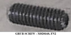 M020160- GRUB SCREW
