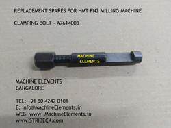 CLAMPING BOLT-A7614003